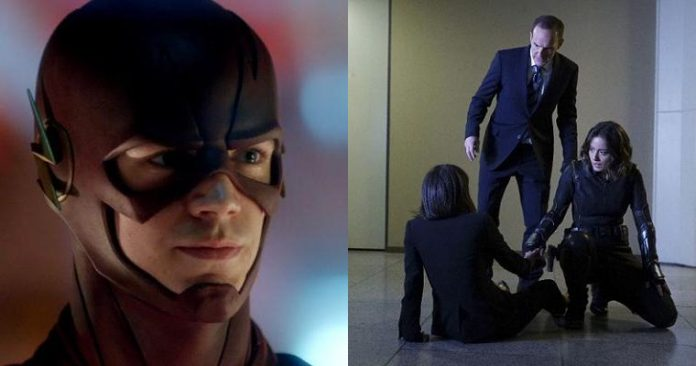 The Flash Agents of Shield Quoten