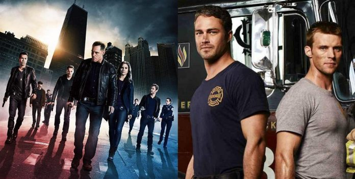 Chicago PD Staffel 4 Chicago Fire Staffel 5