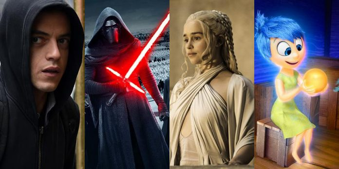 American Film Institute Top 10 2015 Star Wars