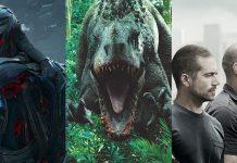 Erfolgreichste Filme 2015 weltweit