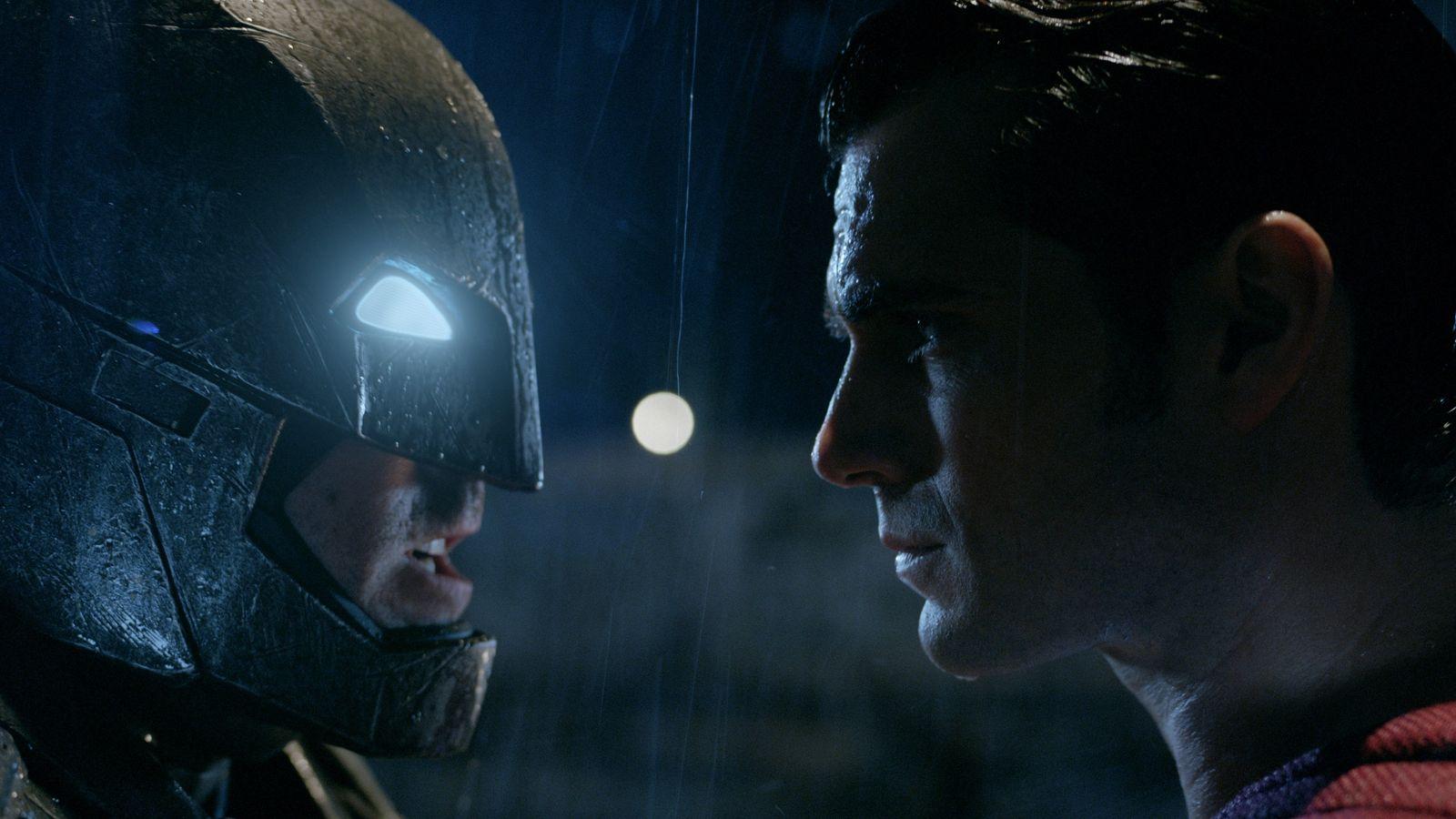 Batman v Superman Directors Cut