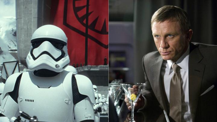 Star Wars Daniel Craig