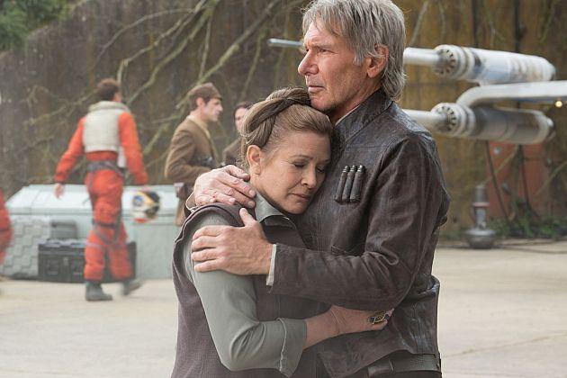 Star Wars Das Erwachen der Macht (2015) Filmbild 4