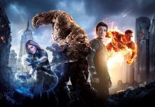 Fantastic Four 2 Start