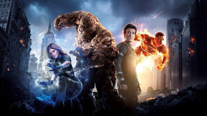 Fantastic Four 2 Start