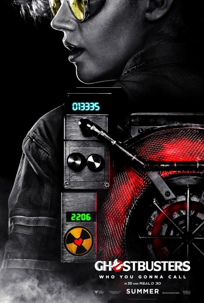 Ghostbusters Reboot Poster 4
