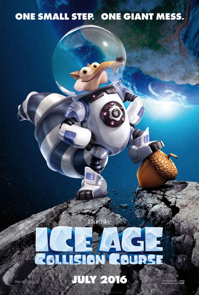 Ice Age 5 Trailer & Poster 2