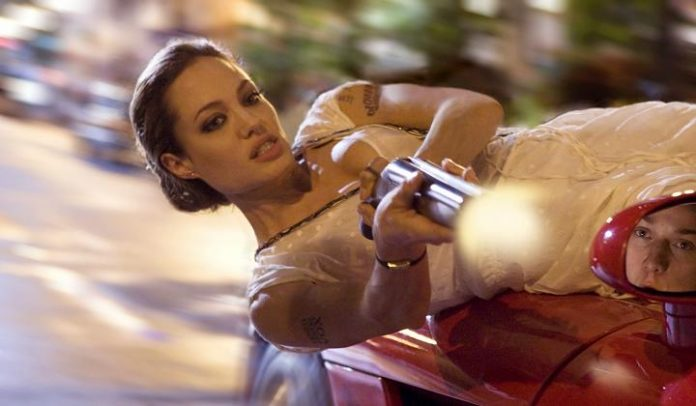 Wanted 2 Angelina Jolie
