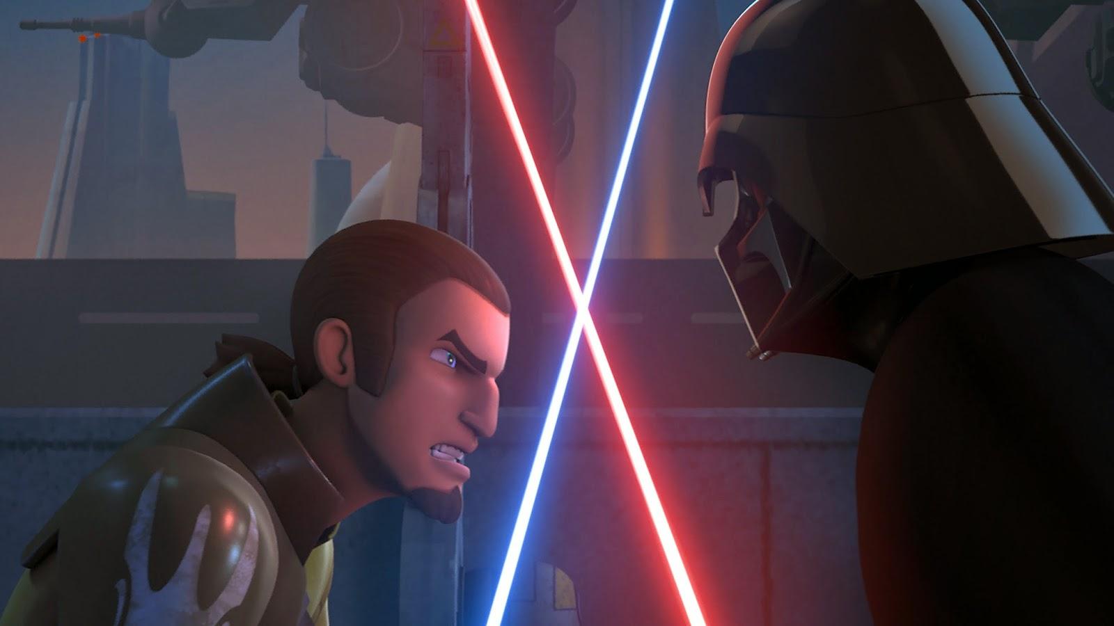 Star Wars Rebels Staffel 3