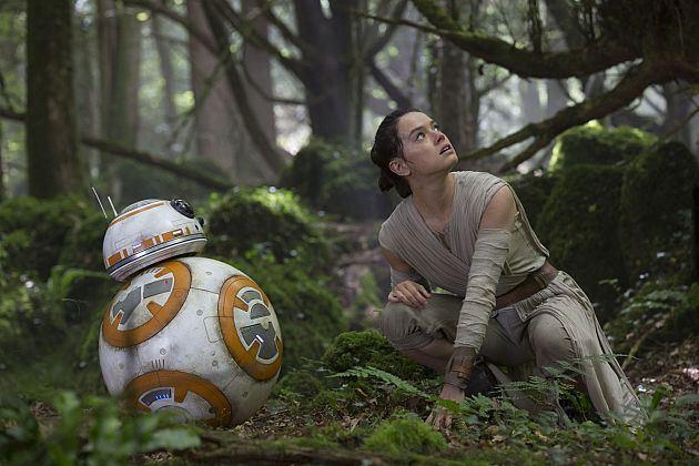 Star Wars Das Erwachen der Macht Abspann
