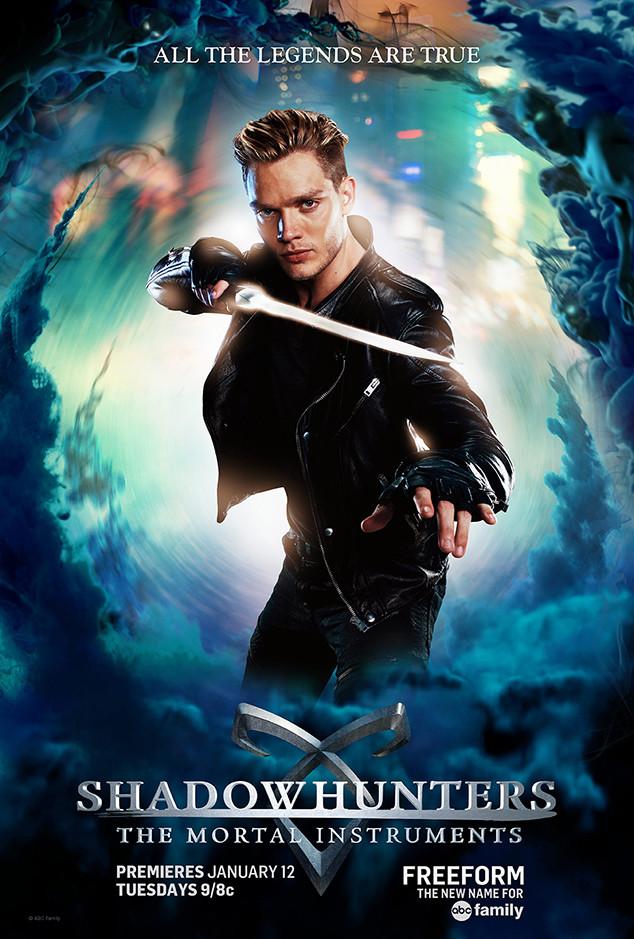 Shadowhunters Start Poster 4