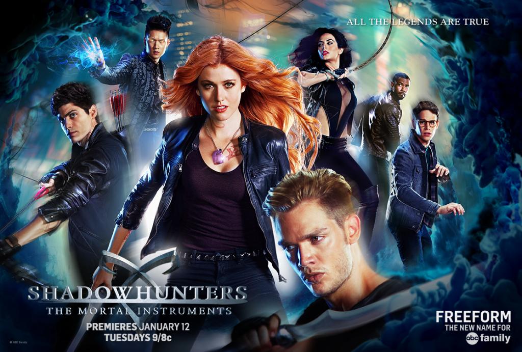 Shadowhunters Start Poster 8