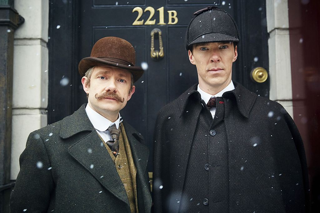 Sherlock The Abominable Bride Trailer Bilder 7