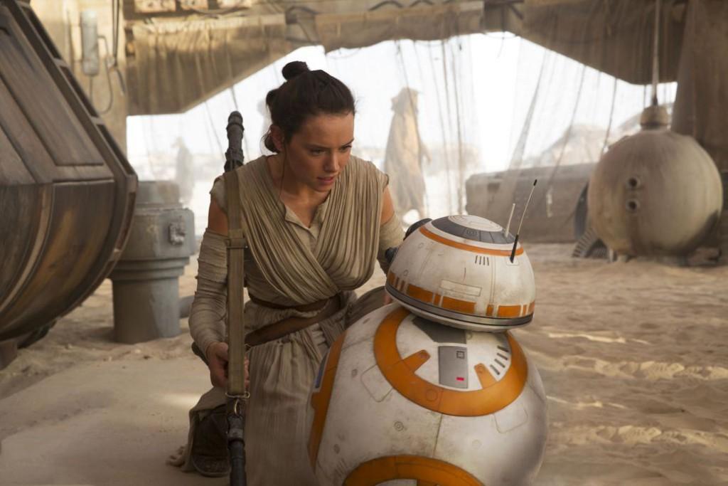 Star Wars Das Erwachen der Macht Fotos 4