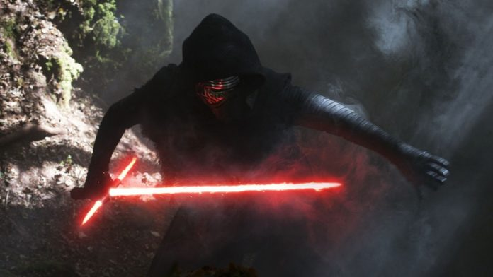 Star Wars Episode VIII Start