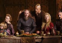 Vikings Staffel 4 Start