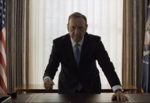 House of Cards Staffel 4 Start