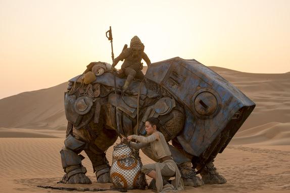 Star Wars Das Erwachen der Macht Kritik 1