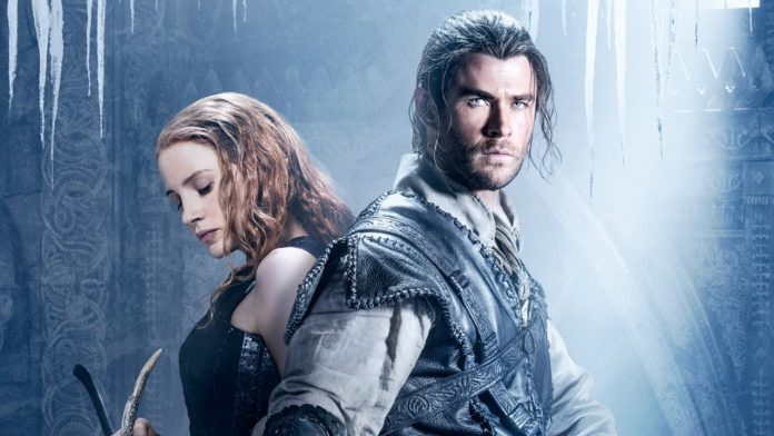 The Huntsman and the Ice Queen 1