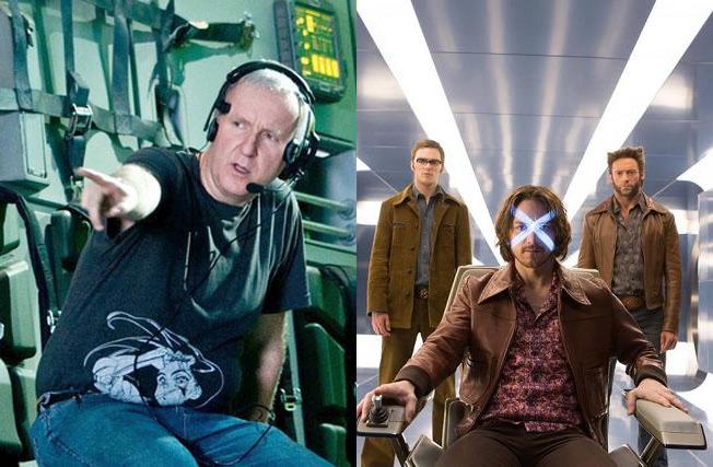 James Cameron X-Men