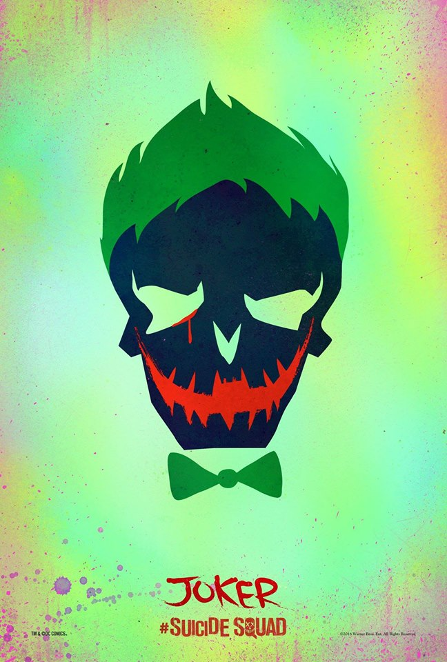 Suicide Squad Trailer & Poster 3
