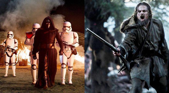 The Revenant Star Wars Box Office USA