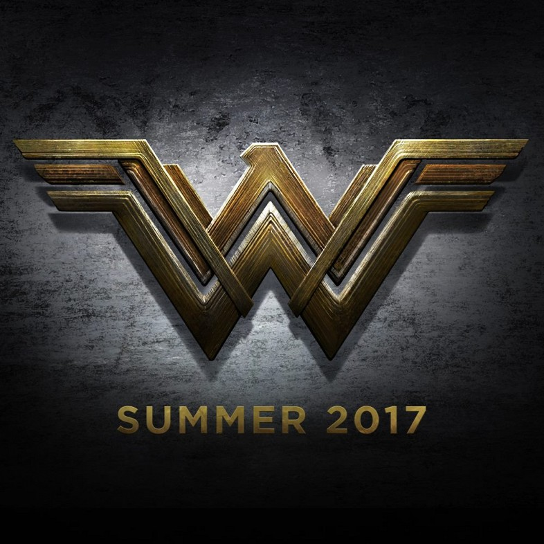Wonder Woman Teaser Logo