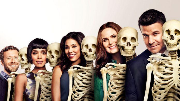 Bones Staffel 12