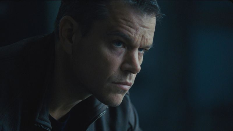 Jason Bourne Super Bowl Spot