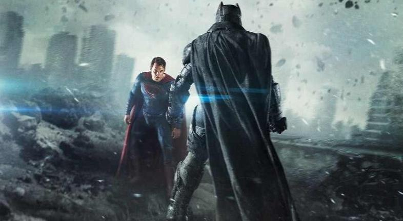 Batman v Superman Trailer und IMAX Poster
