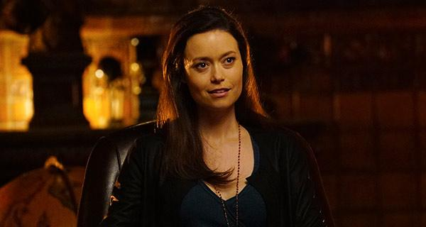 Summer Glau Castle