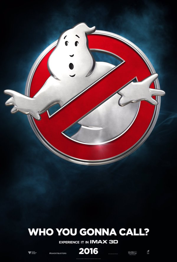 Ghostbusters Teaser Poster 1