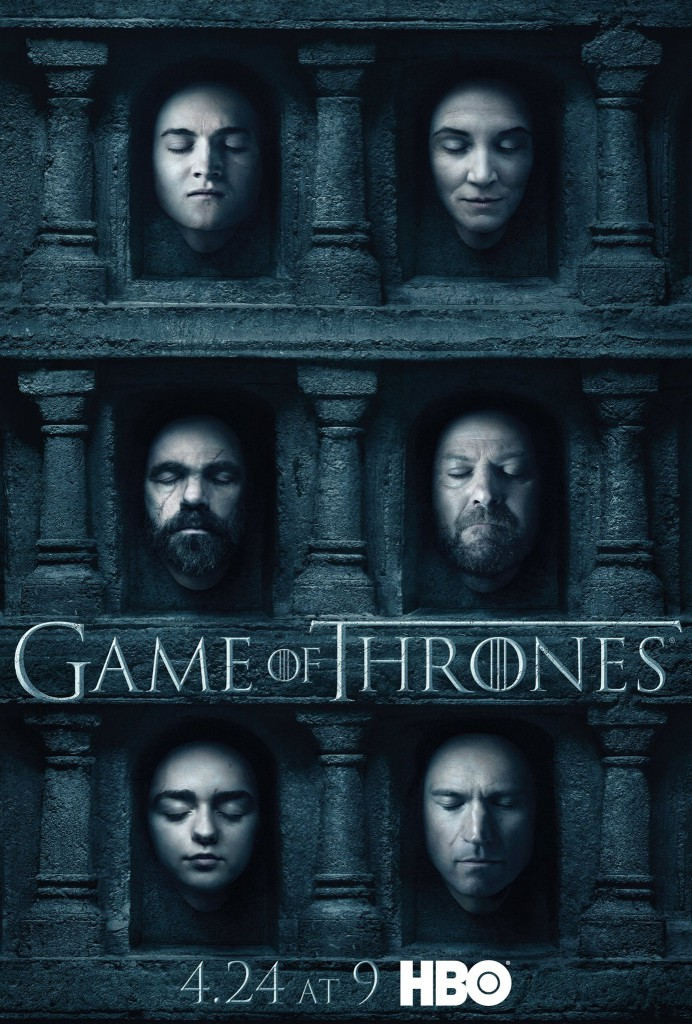 Game of Thrones Staffel 6 Plakate 2