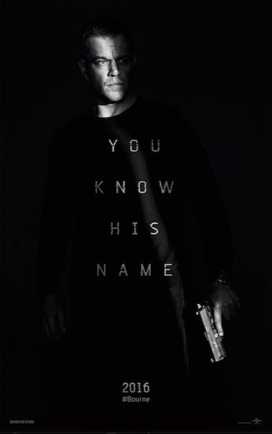 Jason Bourne Super Bowl Spot & Poster