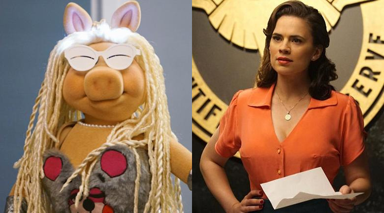 The Muppets Agent Carter Staffel 2 Quoten