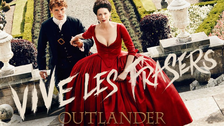 Outlander Staffel 2 Start
