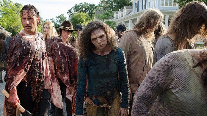 The Walking Dead Staffel 6 Midseason Premiere