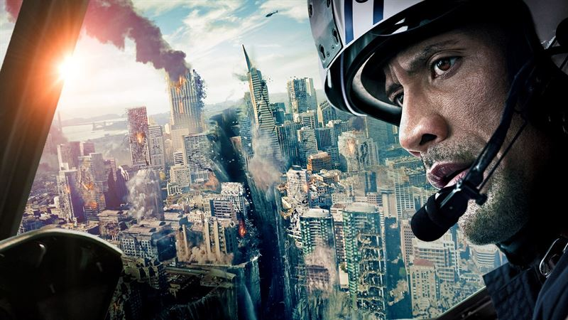San Andreas 2 The Rock