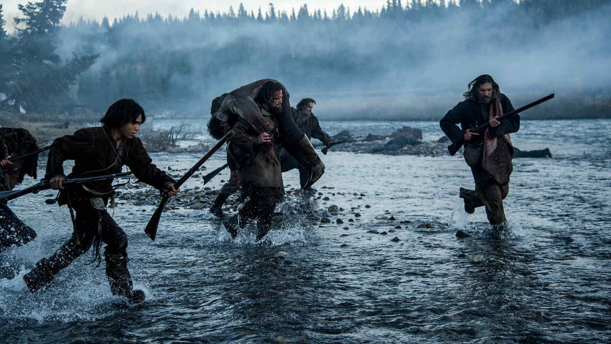 The Revenant Beste Kamera 2015