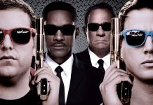 23 Jump Street Men in Black