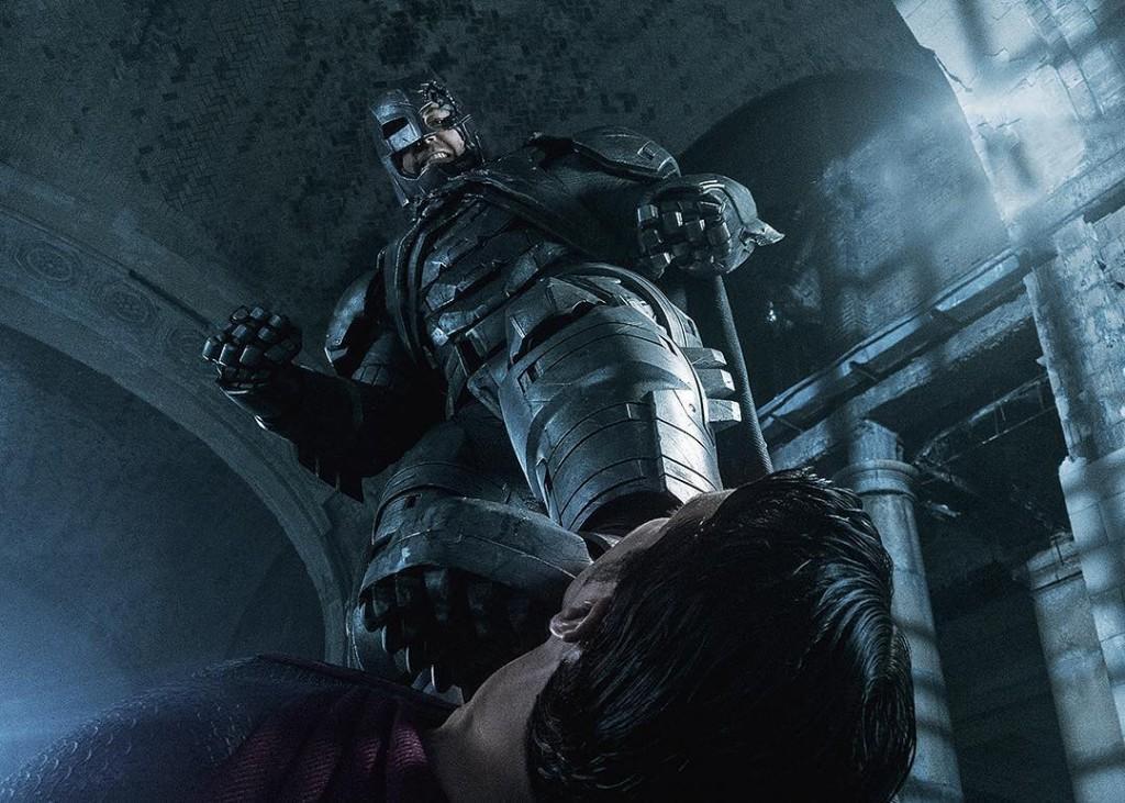 Batman v Superman internationaler Trailer 1