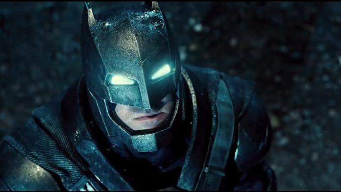 Batman v Superman Start
