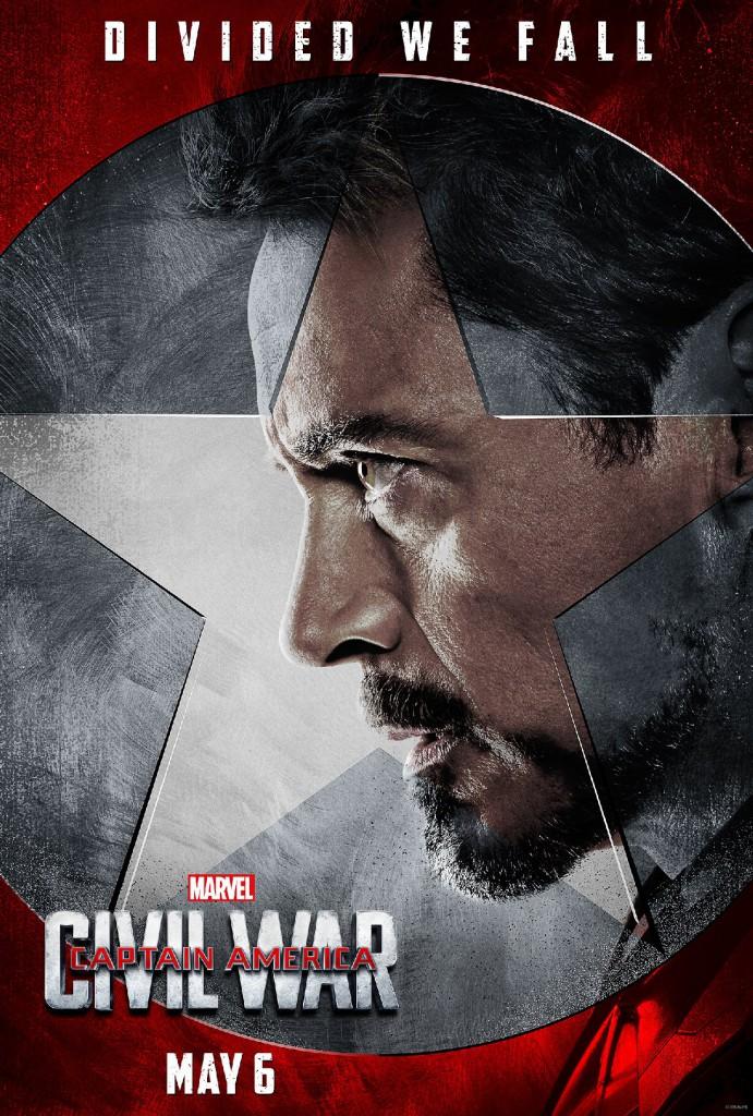 The First Avenger Civil War Trailer & Poster 10