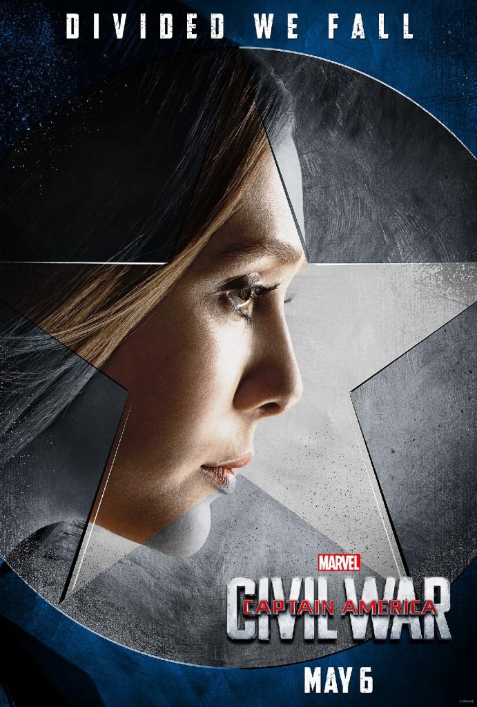 The First Avenger Civil War Trailer & Poster 2