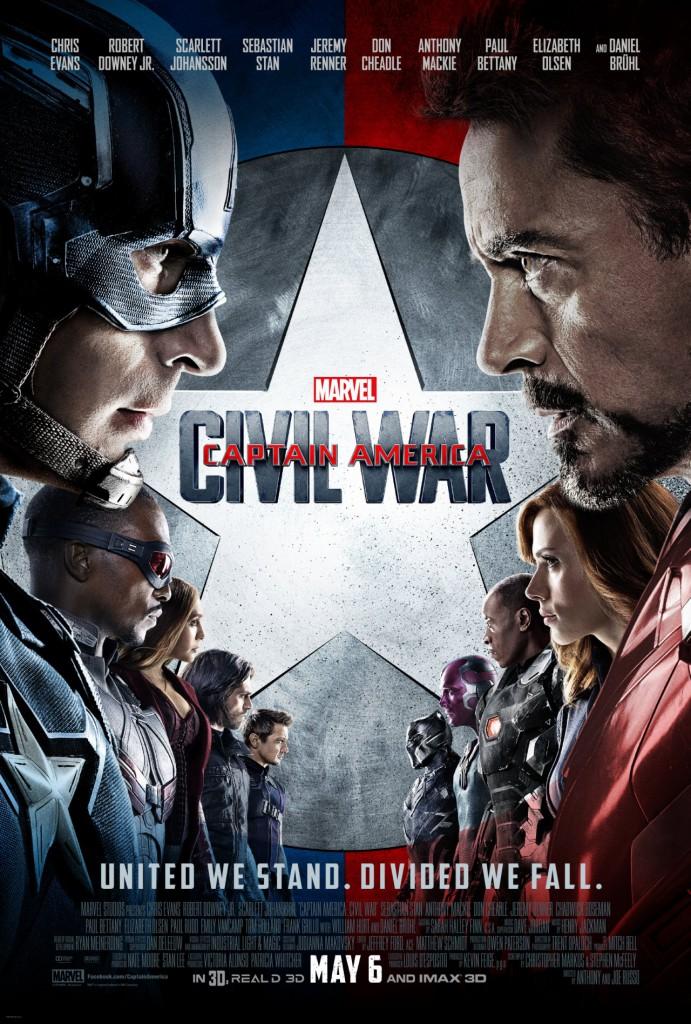The First Avenger Civil War Trailer & Poster 12