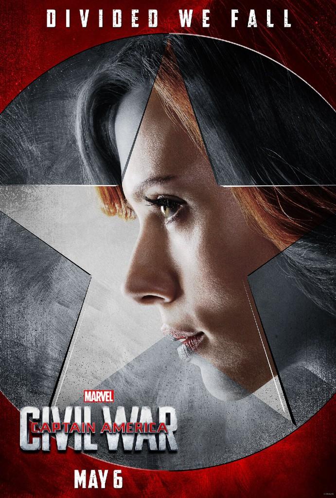 The First Avenger Civil War Trailer & Poster 9