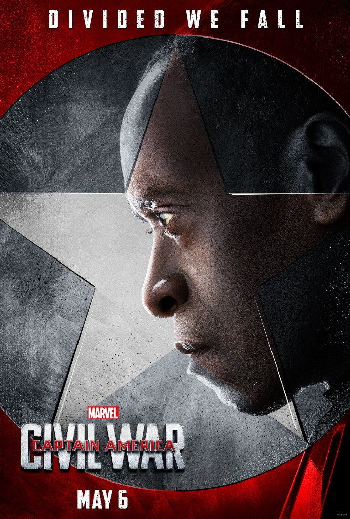 The First Avenger Civil War Trailer & Poster 8