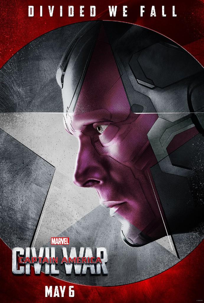 The First Avenger Civil War Trailer & Poster 7