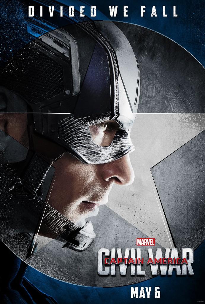 The First Avenger Civil War Trailer & Poster 6