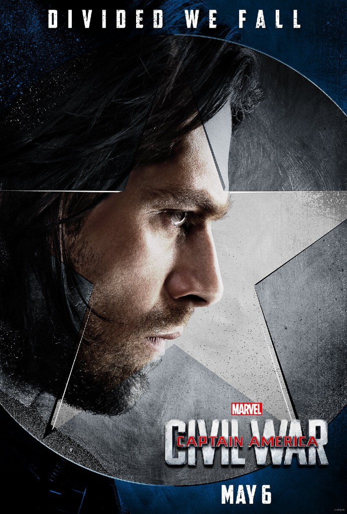 The First Avenger Civil War Trailer & Poster 5